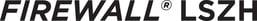 Firewall LSZH Text Logo (New)