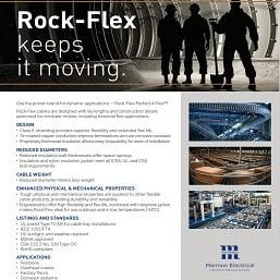 Resized - Industrial Rock-Flex Sales Sheet
