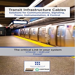Resized - Transit Infrastructure Brochure Cover